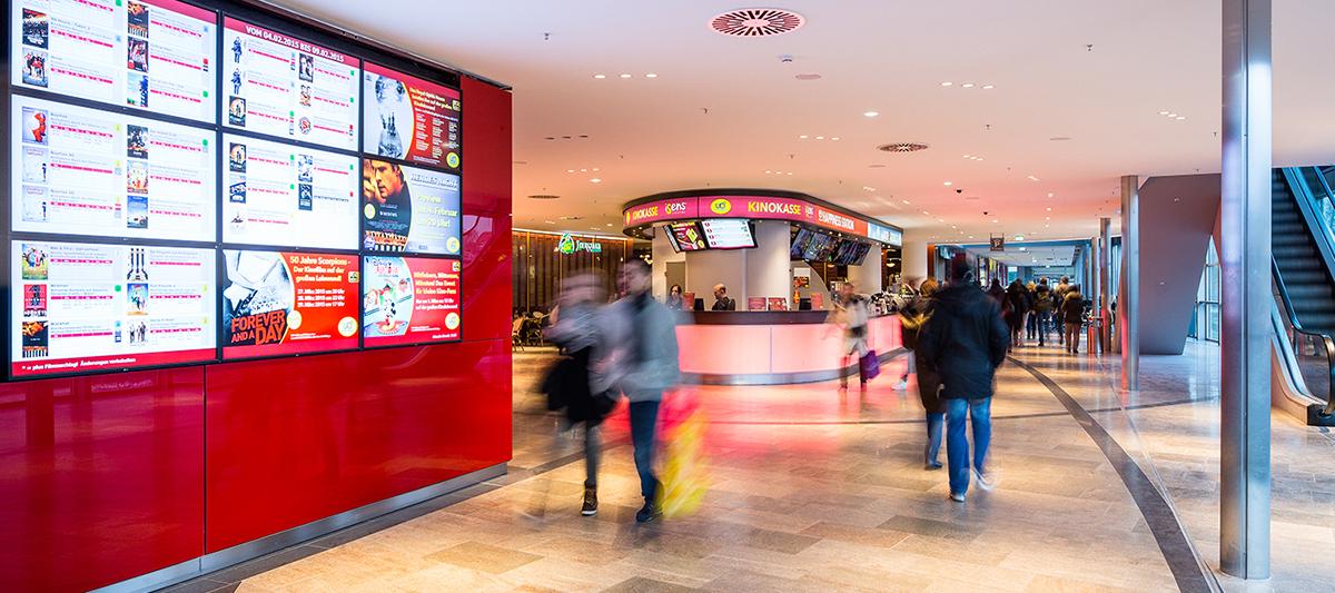 Mundsburg Center Kino